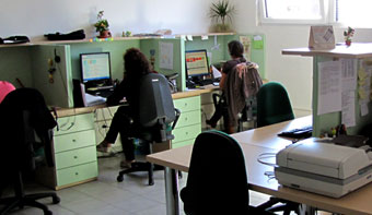 Ambiente di lavoro