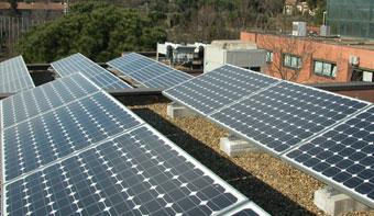 Attivato il nuovo impianto fotovoltaico